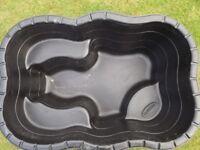 preformed garden pond liner