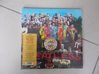 THE BEATLES - Sgt. Pepper's Lonely Hearts - ANNIVERSAY EDT - 2 X VINYL LP - NEW - SEALED