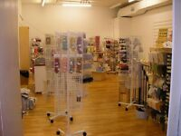 Unique Retail Shop and/or Showroom available in Brynmawr town centre
