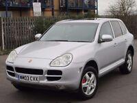 2003 (03 reg), Porsche Cayenne 4.5 S Tiptronic S AWD 5dr