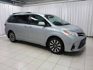 2018 Toyota Sienna ALL WHEEL DRIVE! 7PASS WITH BLUETOOTH, LANE D