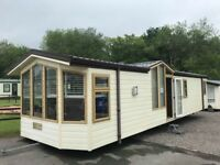 2009 Willerby Aspen sited in the North Lake District