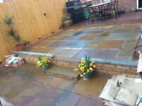 Fencing,Slabbing,Paving,Patios