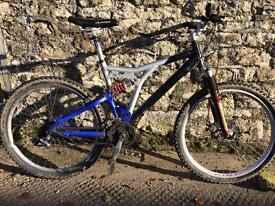SERVICED ALLOY SUSPENSION BIKE - FREE DELIVERY TO OXFORD!