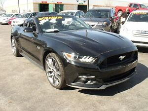 2015 Ford Mustang GT 5,0L // DÉCAPO //  LIMITED // NAVI // CAM /