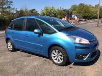 2010 CITROEN C4 PICASSO VTR+HDI**1600 DIESEL**GREAT VALUE** SPACIOUS HATCHBACK