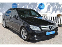 MERCEDES BENZ C CLASS Can't get finance? Bad credit, unemployed? We can help?