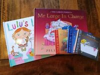 The Large Family Books and Lulus Loo - Potty Training Book