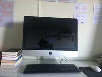 "iMac Apple Computer 21.5"""