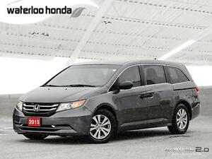 2015 Honda Odyssey SE Back Up Camera, Heated Seats and more!