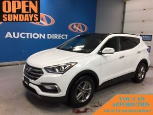 2017 Hyundai Santa Fe Sport 2.4 SPORT! AWD! LEATHER! SUNROOF!