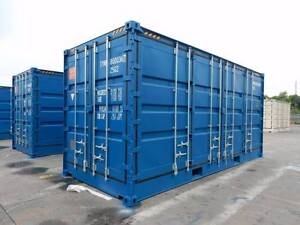 20ft High Cube Side Opening Shipping Containers - Brand New NSW Tempe Marrickville Area Preview