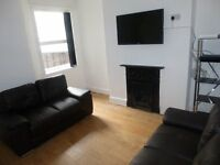 4 bedroom terraced house - RICHMOND ROAD - double bedrooms - Academic Year 2017/18