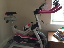 Spinning Bike 15kg wheel