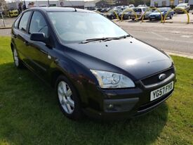 Ford Focus 1.6 Sport 5dr ++1 OWNER FROM NEW++BRAND NEW CLUTCH+1.6 PETROL