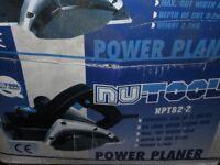 Nu tool electric planner
