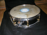 "Snare drum; piccolo - possibly 1970's ""Ludwig"""