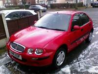 2003 rover 25 1.4 petrol like new cheap car low miles