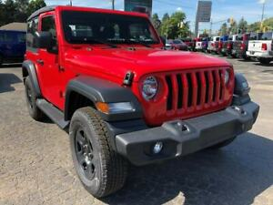 2018 Jeep All-New Wrangler Sport |4x4 | BLUETOOTH