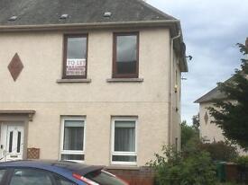 Two Bedroom Upper Floor Flat Central Kirkcaldy