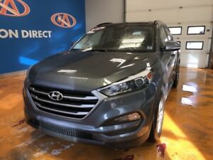 2018 Hyundai Tucson Premium 2.0L PANO SUNROOF! LEATHER! AWD!