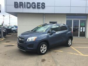 2013 Chevrolet Trax 1LT**One owner/AWD/Priced right**