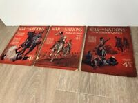 War of the Nations by William le Queux Vol. 1, Nos. 2, 3 and 4