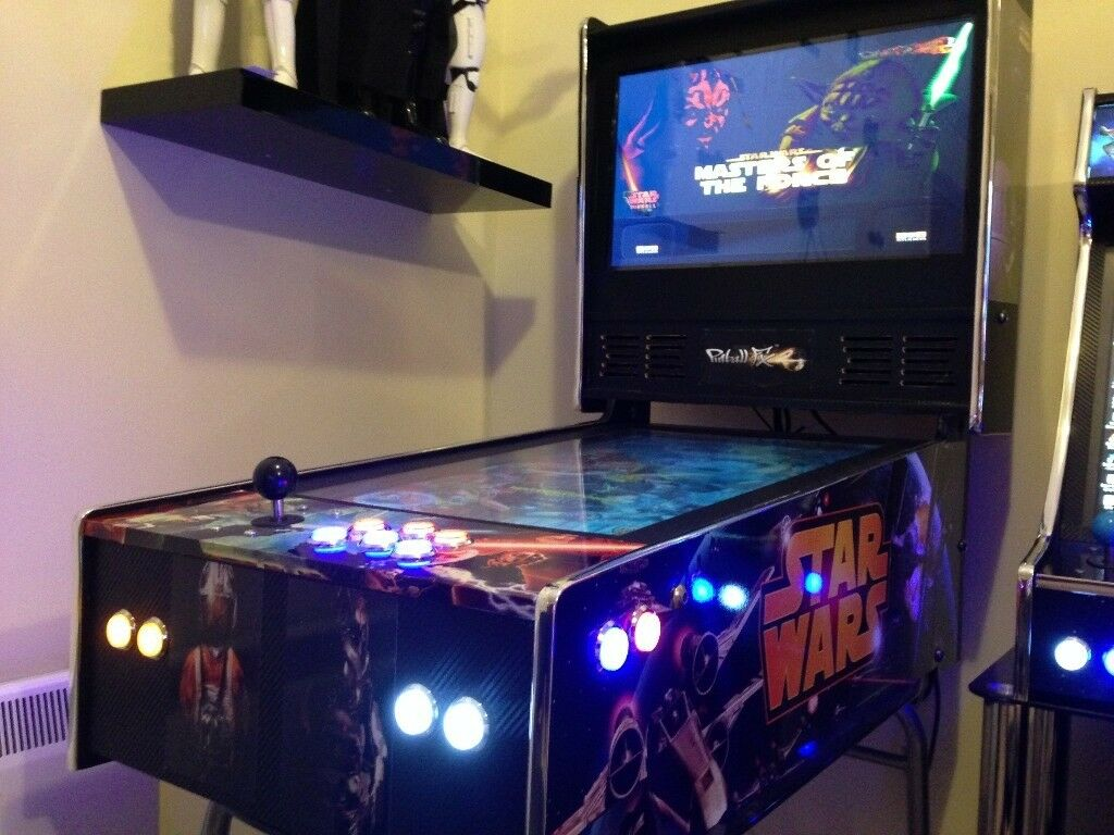 Virtual Pinball PC Cabinet Ultimate Man Cave Item !! | in Torquay, Devon |  Gumtree
