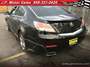 2014 Acura TL Tech Package, Automatic, Navigation, Leather, AWD Oakville / Halton Region Toronto (GTA) image 4