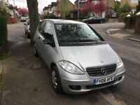 2006 Mercedes a150 spares or repairs / export £250 no offers