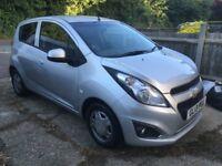 Chevrolet Spark 1.2 2013plate £5000