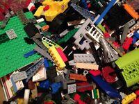 LEGO one huge plastic box full of Lego~ Lego collection