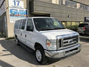 2008 Ford E-350 XLT Short 12 Passenger Van Gas