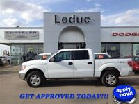 2011 FORD F150 SUPERCREW XLT - CLEAN LOW KM 4X4 and APPROVED!