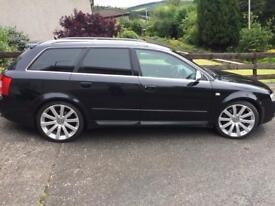 Audi S4 Avant. 4.2 V8