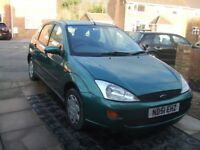 CLEAN. FORD FOCUS. NEW MOT