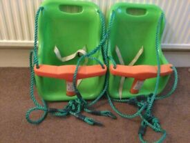 Babies safety swings