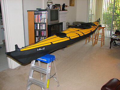 Feathercraft Big Kahuna Folding Kayak 2009