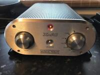 Musical fidelity X A1 and X LP phono stage