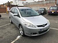 Mazda 5 2.0 petrol sport manual 7 seater with full service history new mot