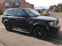 10 Reg Range Rover Sport HSE 3.0 Auto Immaculate as ML350 Freelander Vogue Land Cruiser Showgun
