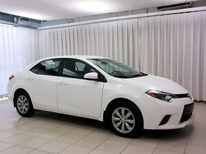 2016 Toyota Corolla LOWEST PRICE AROUND! COME GET IT BEFORE ITS