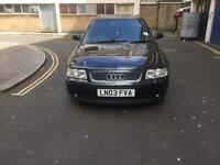 Audi A3 T 1.8 automatic turbocharger low mileage