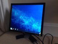 """Dell 17"""" monitor screen"""