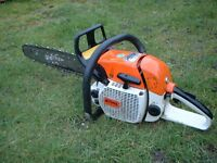 STIHL CHAINSAW WOOD BOSS 028 WITH 18 INCH BAR