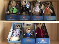 Meerkat toy collection