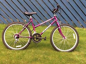 Girls/Ladies Echo Ridge Magna 10 speed bicycle