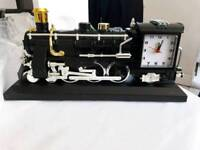 NEW IN BOX NOVELTY TRAIN ALARM CLOCK