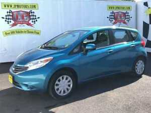 2014 Nissan Versa Note SV, Automatic, Steering Wheel Controls