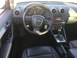 2012 Audi A3 2.0T Pano roof Heated Leather Alloys Kitchener / Waterloo Kitchener Area image 12